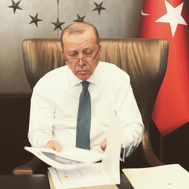 Cumhurbaşkanı Erdoğan'dan koronavirüs mesajı