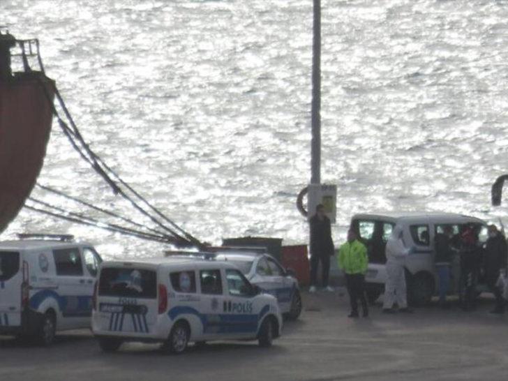 Son dakika: Haydarpaşa Limanı'nda koronavirüs alarmı! Karantinaya alındılar