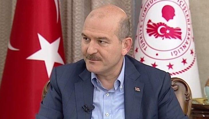 İçişleri Bakanı Süleyman Soylu duyurdu: 12 belde ve köy karantinada