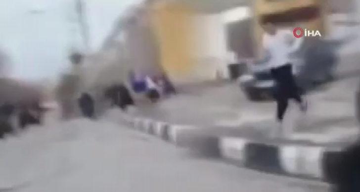 İran'da mahkumlar koronavirüs korkusuyla firar etti