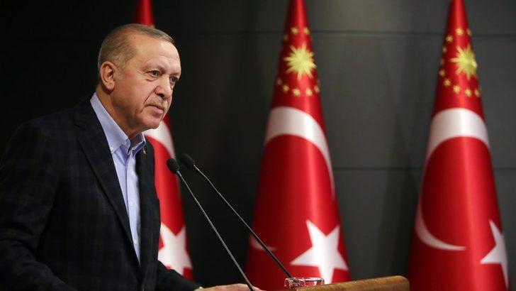 Cumhurbaşkanı Erdoğan: Bayramda Türkiye genelinde sokağa çıkma yasağı uygulanacak