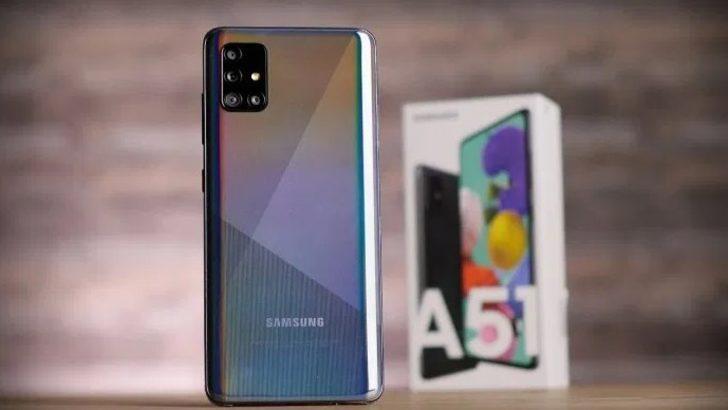 Galaxy A51 5G şimdilik sadece Güney Kore'de