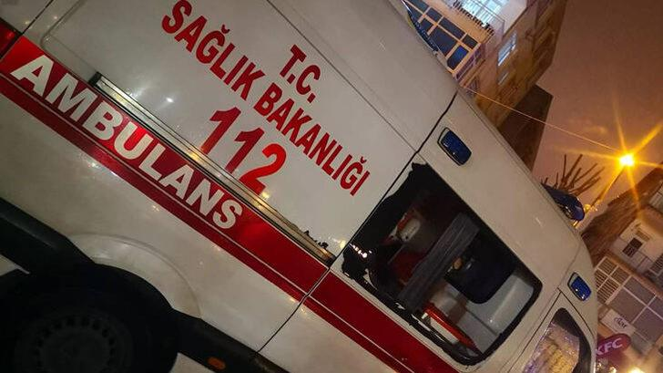 İstanbul'da koronavirüs vakasına giden sağlık ekibine dehşeti yaşattılar