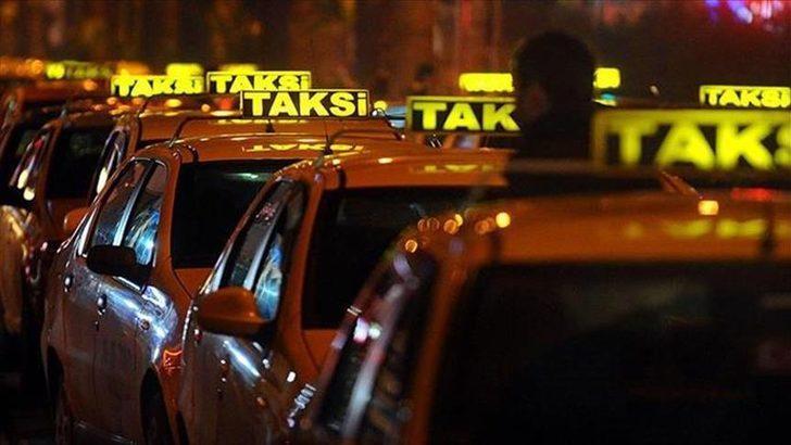 Son dakika: İçişleri Bakanlığı'ndan ticari taksilere ilişkin yeni genelge