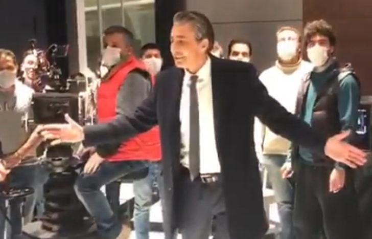 Erkan Petekkaya'dan tepki çeken video için açıklama: Tuzu kuru oyuncular bir de işçiye sor