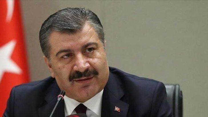 Sağlık Bakanı Koca'dan gece yarısı flaş koronavirüs açıklaması: İddialar tamamen asılsızdır