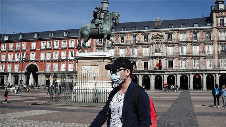 İspanya son 24 saatte koronavirüsten 138 kişi hayatını kaybetti