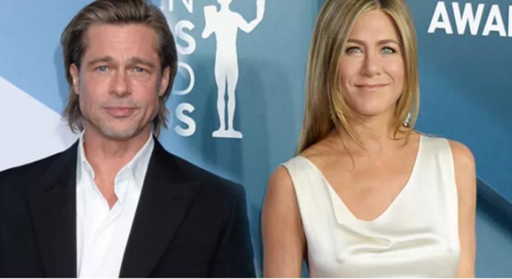Brad Pitt ile Jennifer Aniston evleniyor mu? İddialara yanıt geldi