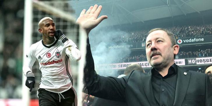 Beşiktaş Teknik Direktörü Sergen Yalçın'dan açıklama