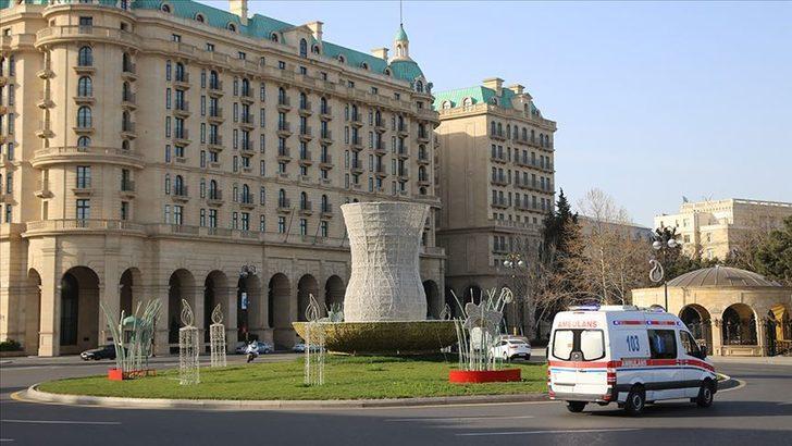 Son dakika: Azerbaycan'da sokağa çıkma yasağı ilan edildi