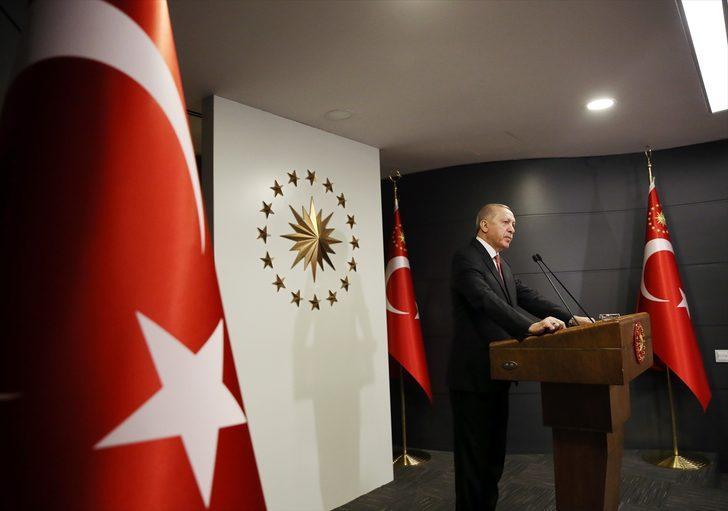 Cumhurbaşkanı Erdoğan'dan 'Milli Dayanışma Kampanyası' paylaşımı