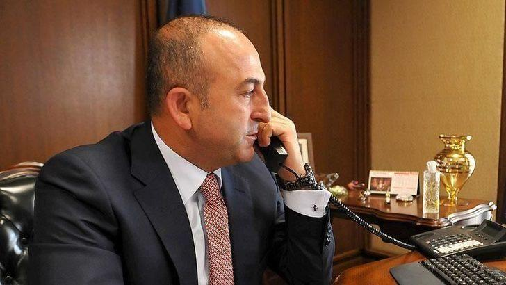 Bakan Çavuşoğlu, Azerbaycan Dışişleri Bakanı Ceyhun Bayramov görüştü