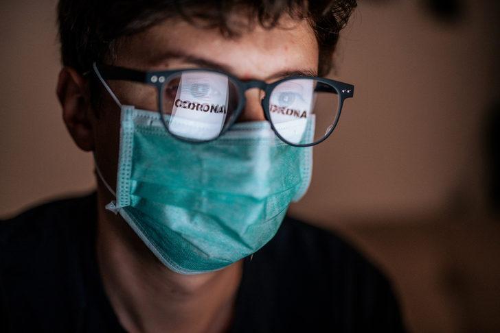 Koronavirüs gözden de bulaşıyor! Peki önlem için ne yapmalıyız?