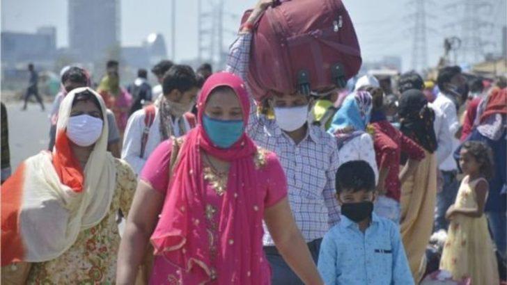 Hindistan'da sokağa çıkma yasağı insani trajediye dönüştü