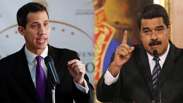 """ABD'den, Venezuela'da Maduro ve Guaido'suz """"müşterek hükümet kurulması"""" teklifi"""