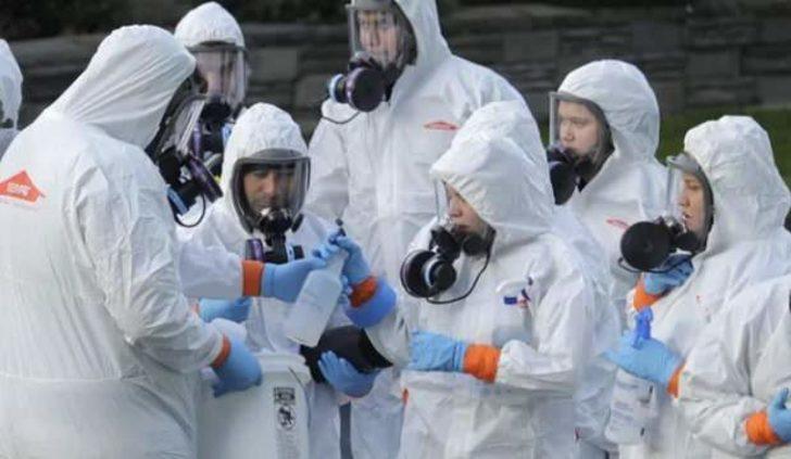 ABD'de koronavirüs skandalı! Dile getireni 'kovmakla' tehdit ettiler