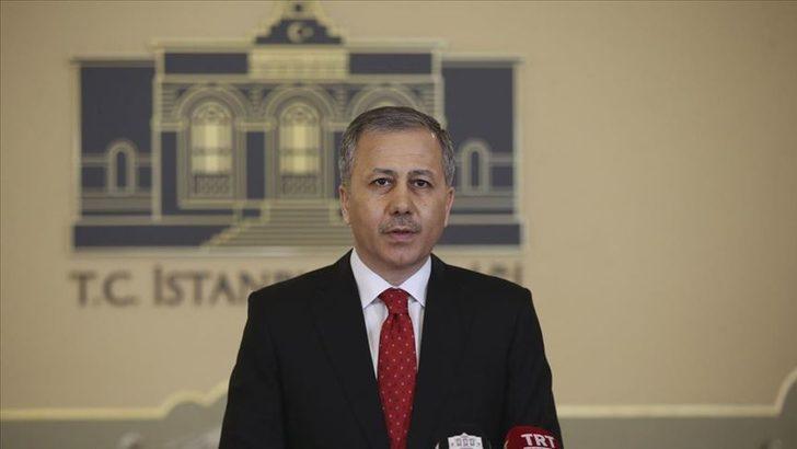 İstanbul Valisi Yerlikaya duyurdu: Şehrimizin her yerinde denetimlere başlıyoruz