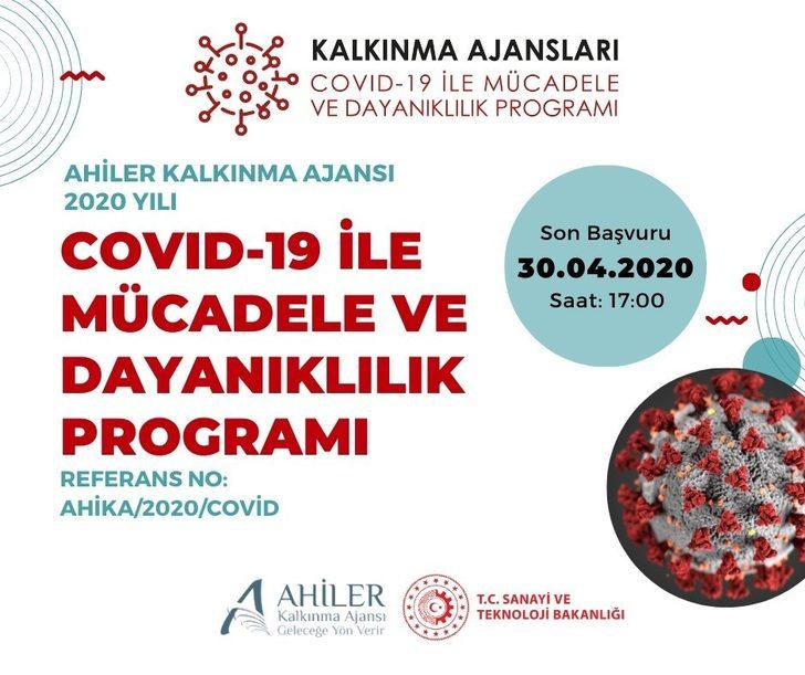 AHİKA, Covid-19 ile mücadele ve dayanıklılık programını ilan etti
