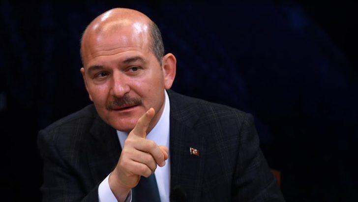 Son dakika: İçişleri Bakanı Süleyman Soylu'dan koronavirüs tedbirlerine ilişkin yeni açıklama