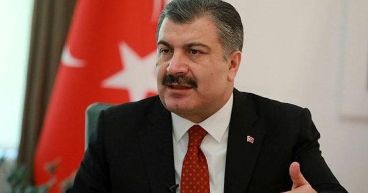 Sağlık Bakanı Koca'dan Prof. Dr. Cemil Taşçıoğlu için taziye mesajı