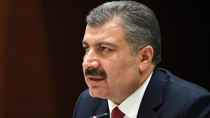 Sağlık Bakanı Koca'dan İstanbul için koronavirüs toplantısı