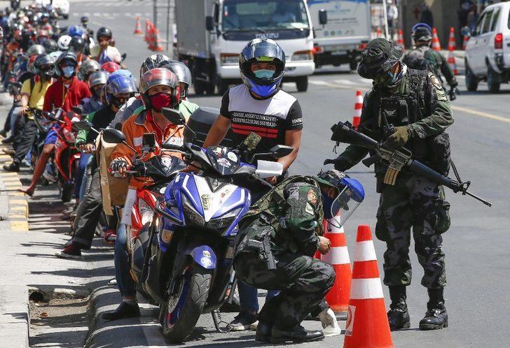 Duterte: Korona yasaklarına uymayanlar vurulacak