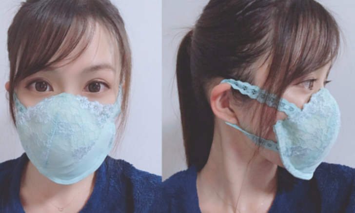 Virüsten korunmak bu kadar kolay! Sadece 5 dakikada kendi maskenizi yapın