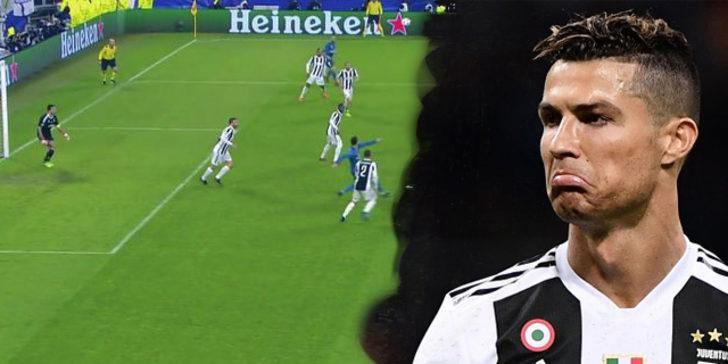 Tarihte Bugün: Ronaldo'nun Juventus'a attığı inanılmaz gol!