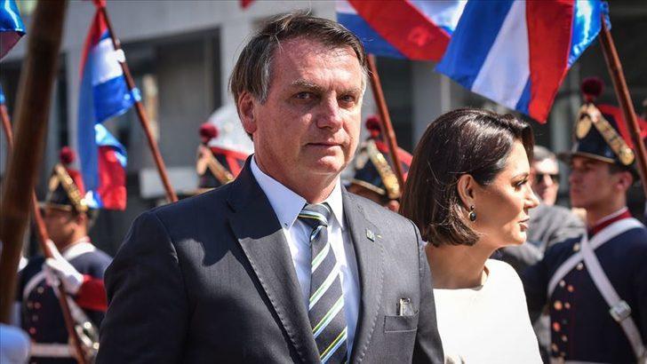 Brezilya Devlet Başkanı Bolsonaro'dan koronavirüs açıklaması