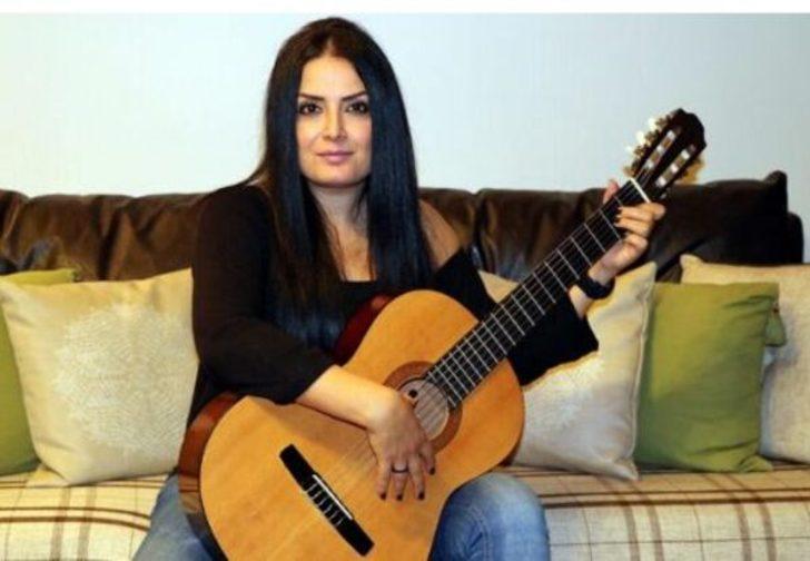 MS hastası akademisyen Gülşah Tanrıöver şarkı besteleyip Bakan Koca'ya gönderdi