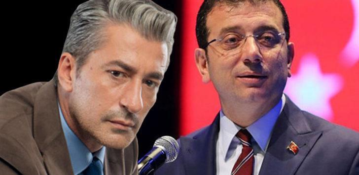 Erkan Petekkaya'dan Ekrem İmamoğlu'na: Terbiyesiz!