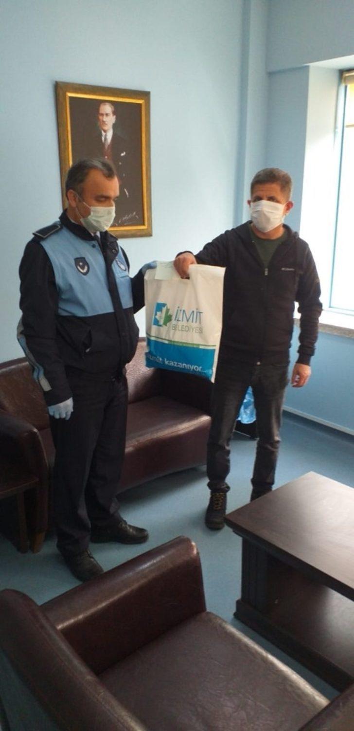 İzmit Belediyesi'nden kamu kurumlarına steril maske