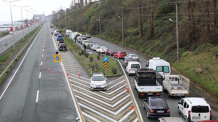 Trabzon'u alarma geçirdi! Polis her yerde araçların kapı kollarına dokunan kişiyi arıyor