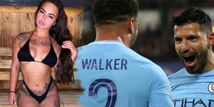 Kyle Walker, karantina kurallarını hiçe sayıp evde escort kadınlarla seks partisi verdi!