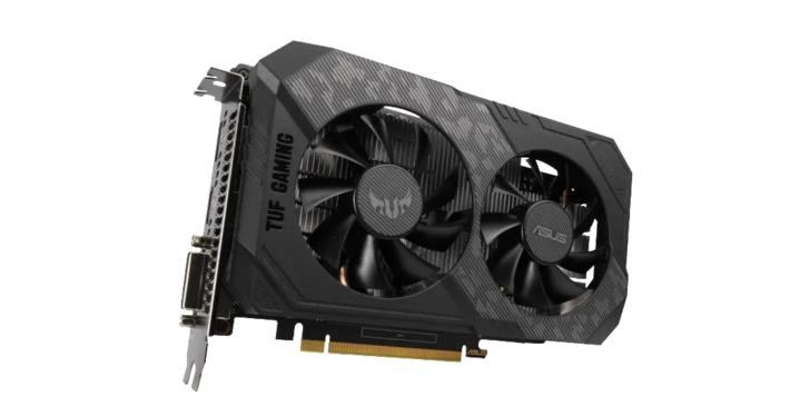 Asus GeForce GTX 1650 ekran kartı modile karşımıza çıktı