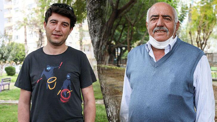 Koronavirüsle mücadele eden doktor çifte ev sahibi şoku
