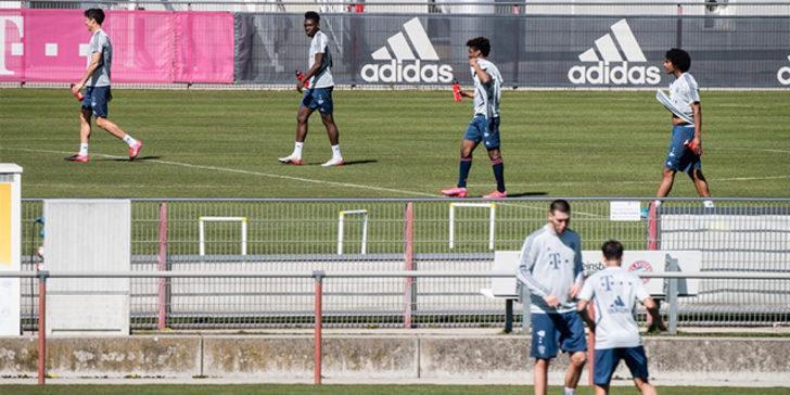 Bayern Münih antrenmanlara başlıyor! İşte ilginç detay!