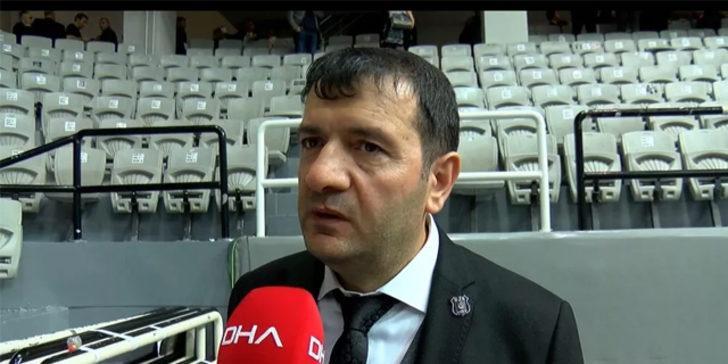 """Beşiktaşlı yönetici Erdal Torunoğuları: """"Ben olsam ligi tescil ederim"""""""