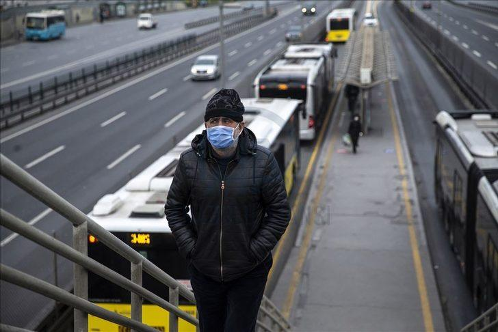 İstanbullular dikkat! Toplu taşımada maske takmayana ceza