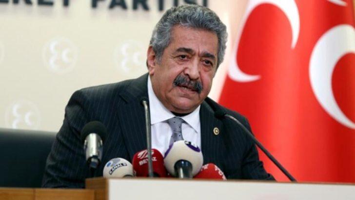 Hastaneye kaldırılan MHP İstanbul milletvekili Feti Yıldız koronavirüs testi negatif çıktı
