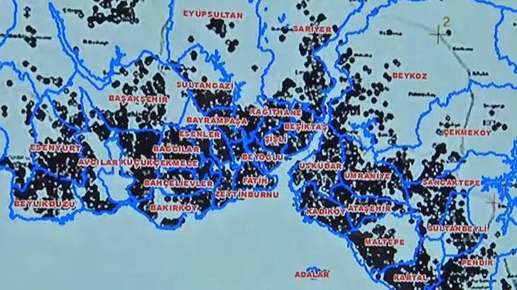 İstanbul'da koronavirüsün en çok görüldüğü ilçeler! İmamoğlu açıkladı