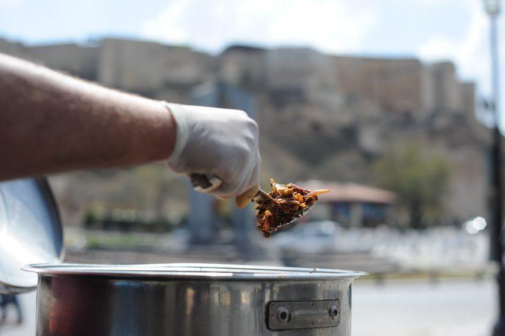 Gastronomi kenti Gaziantep'te kebap dumanı tütmez oldu