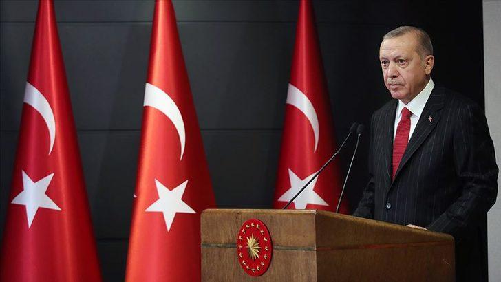 Cumhurbaşkanı Erdoğan'dan vatandaşlara koronavirüs mektubu