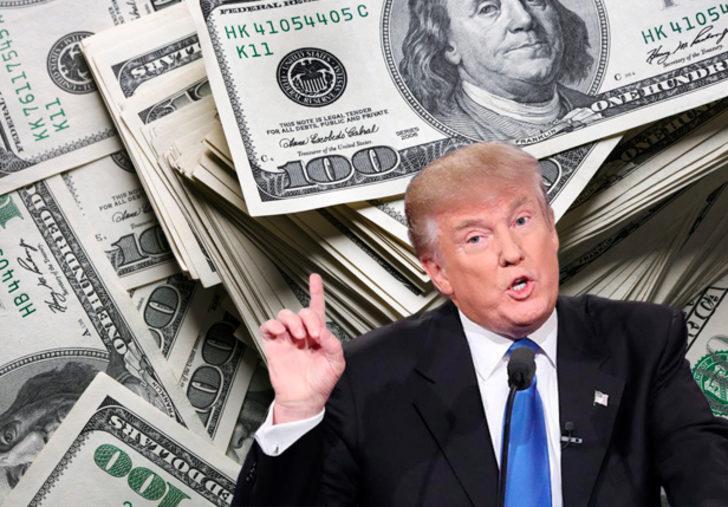 """Trump'tan faaliyetlerini Çin'den ABD'ye taşıyan şirketlere """"vergi indirimi"""" sözü"""