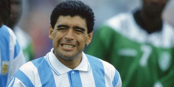 Maradona'dan Ronaldo itirafı!