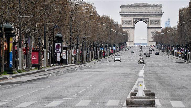 Fransa'da salgının başından bu yana en yüksek vaka sayısı