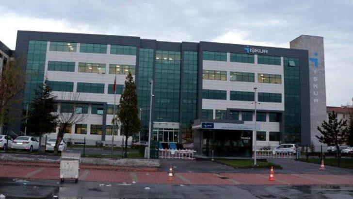 İŞKUR'da 4 personelin koronavirüs testi pozitif çıktı