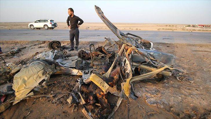 Irak'ta IŞİD saldırısı: 3 ölü, 5 yaralı