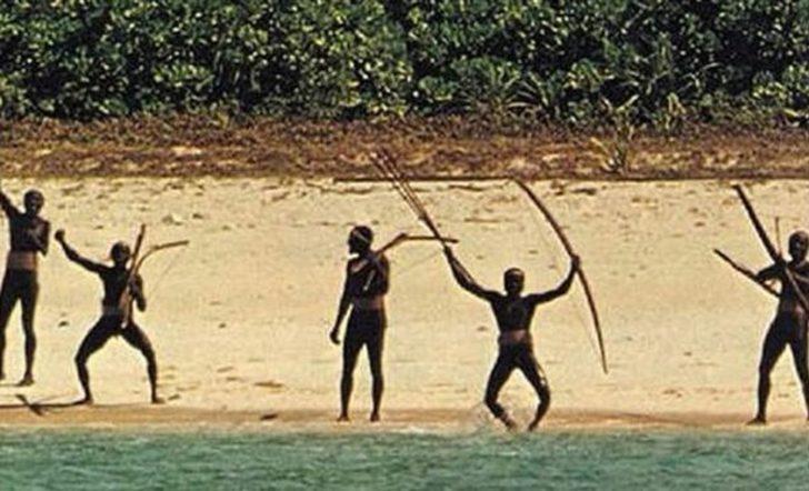 Modern toplumdan uzakta, insan eti yiyen kabileler