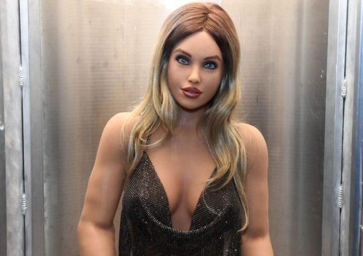 İnsansı görünüme sahip seks robotlarında çığır açan yapay zeka